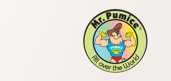 Mr Pumice